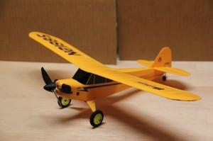 Parkzone Ultra Micro J3 Cub Fly Rc