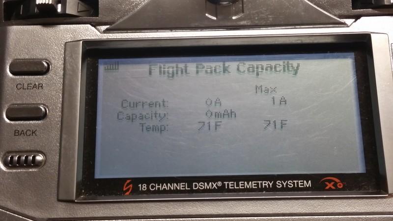 Spektrum Telemetry – Fly RC
